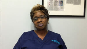 Mary hip stem cell treatment