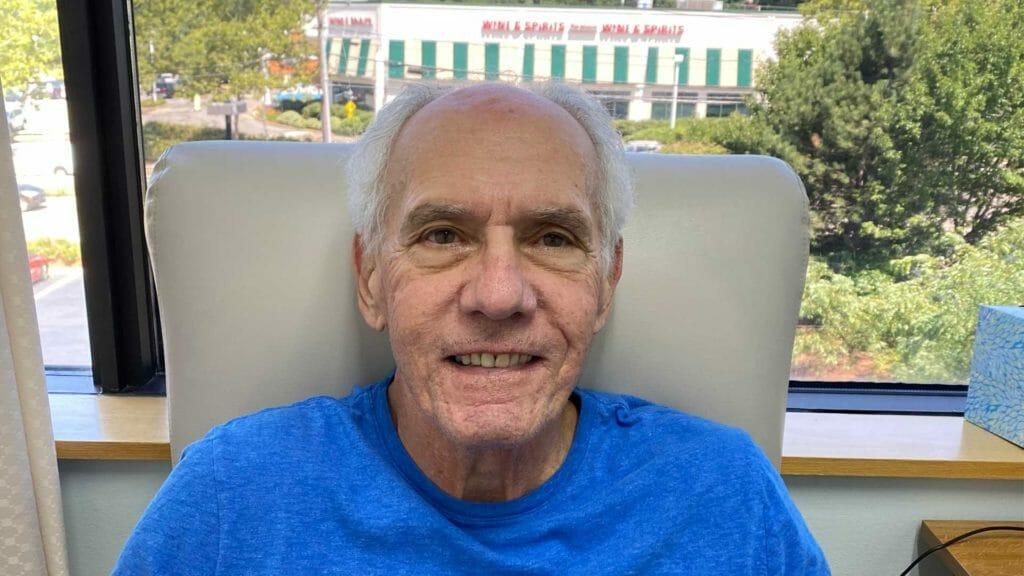 Peter knee stem cell treatment