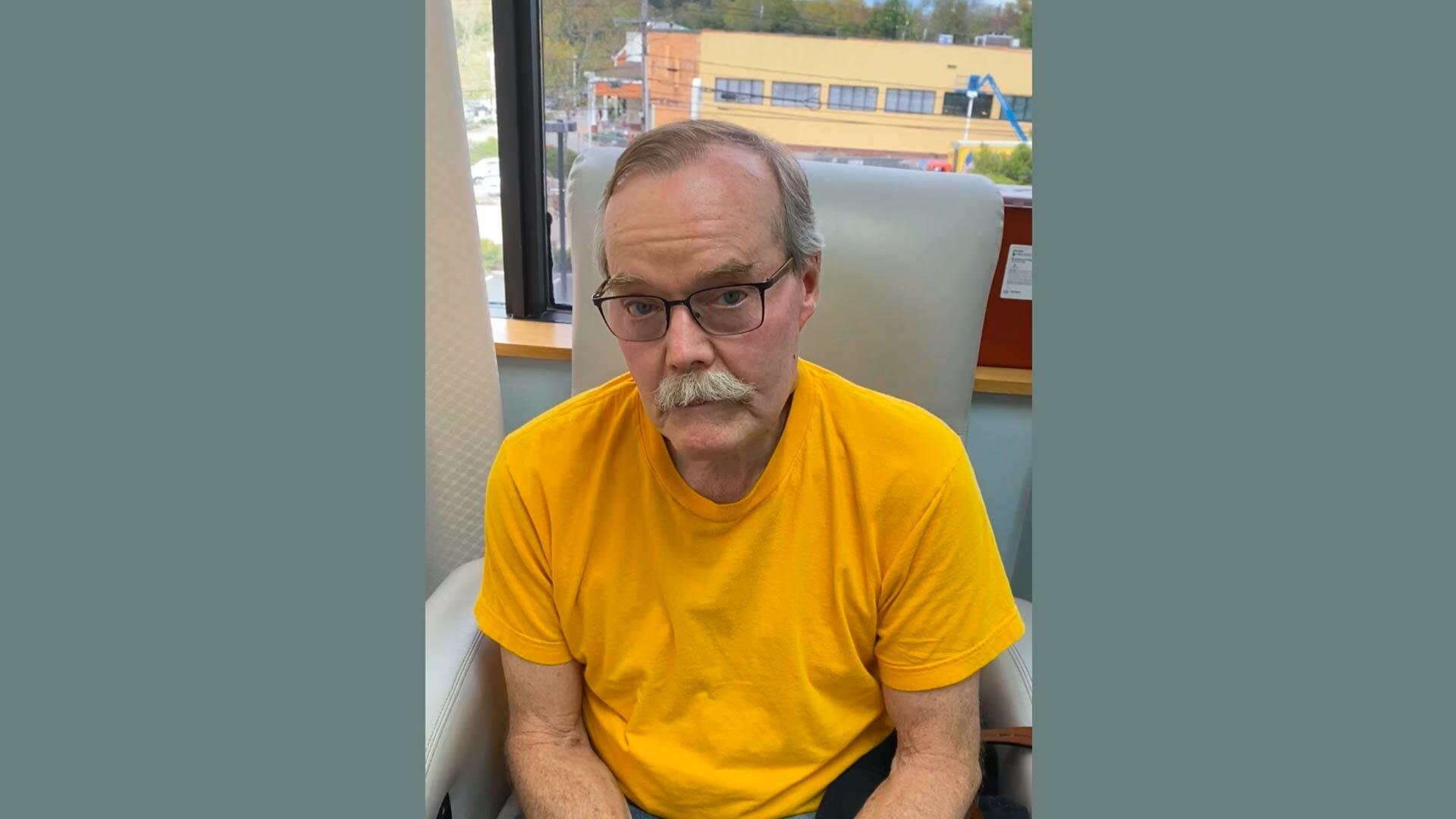 Robert hip stem cell treatment