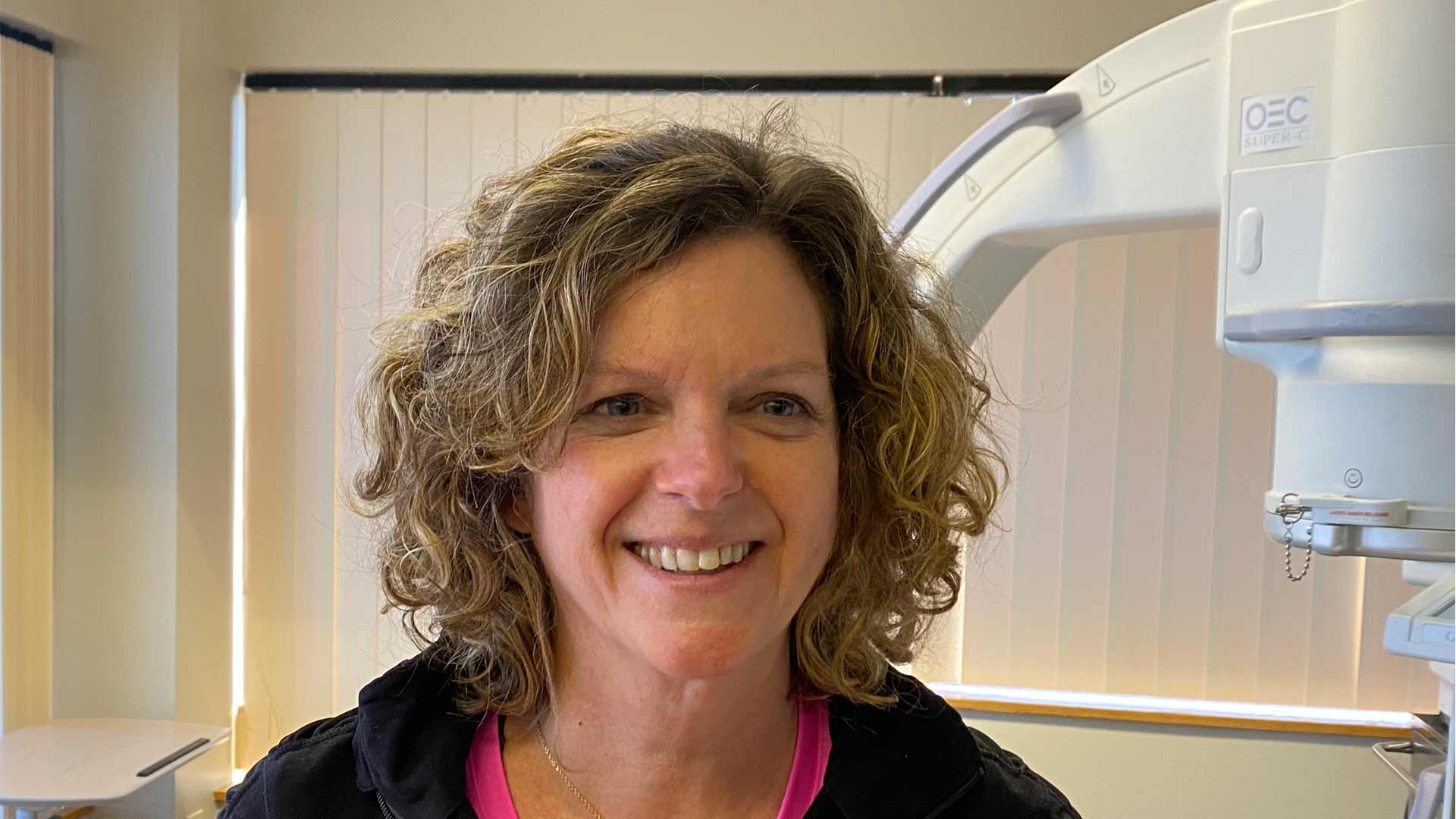 Susan anke and knee stem cell treatment
